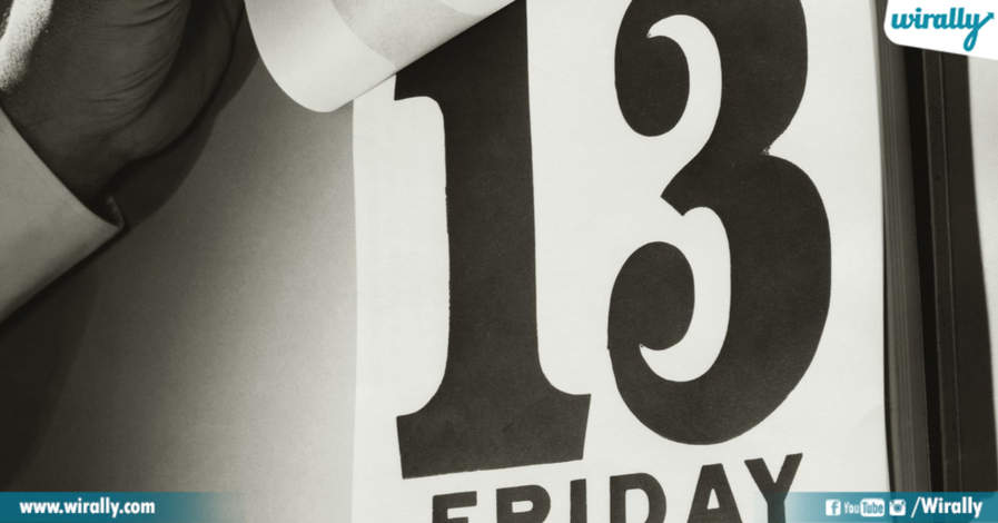 Friday the 13th and the Number 13 is Unlucky