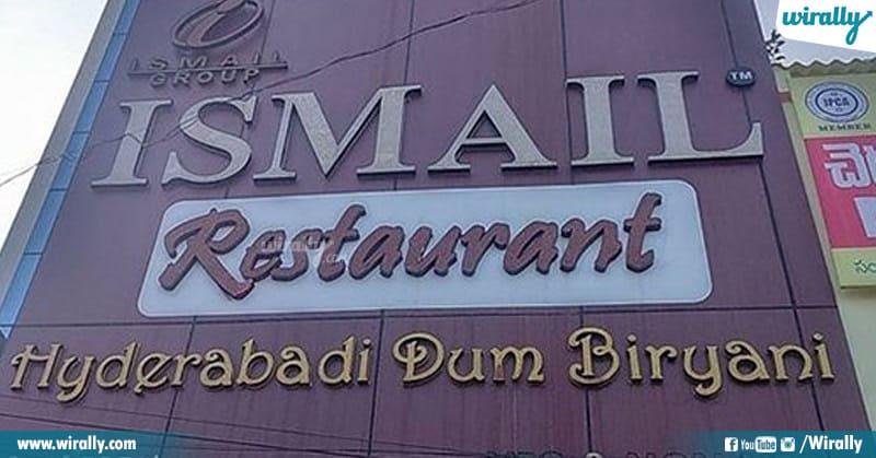 ismali Biryani