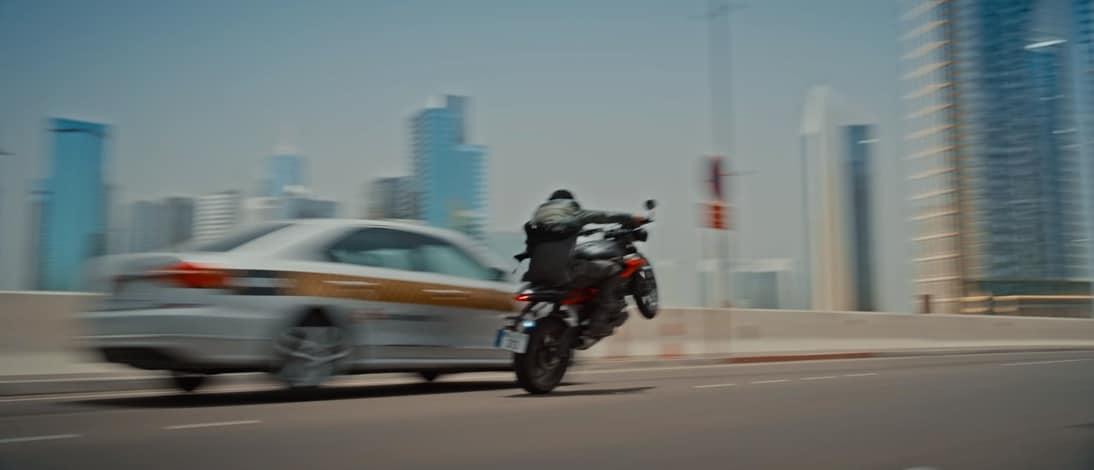 10. Saaho Trailer Highlights
