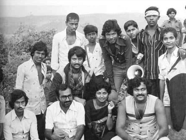 Chiranjeevi Rare Pics