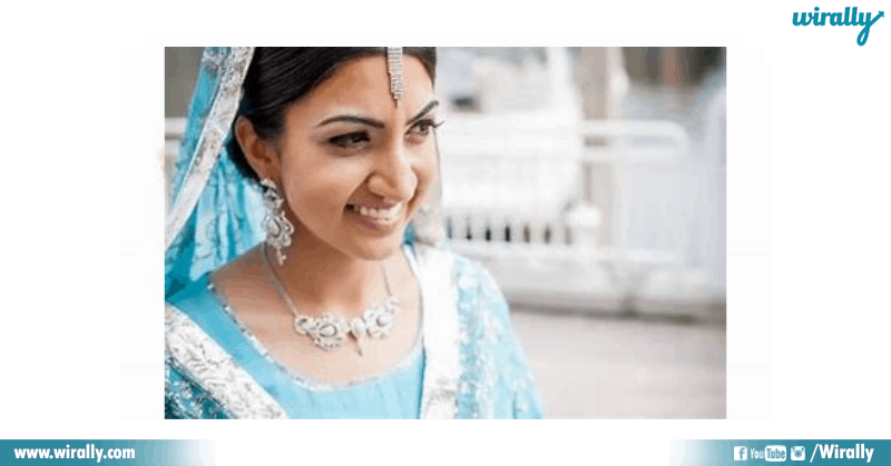 Perfect Monsoon Bride