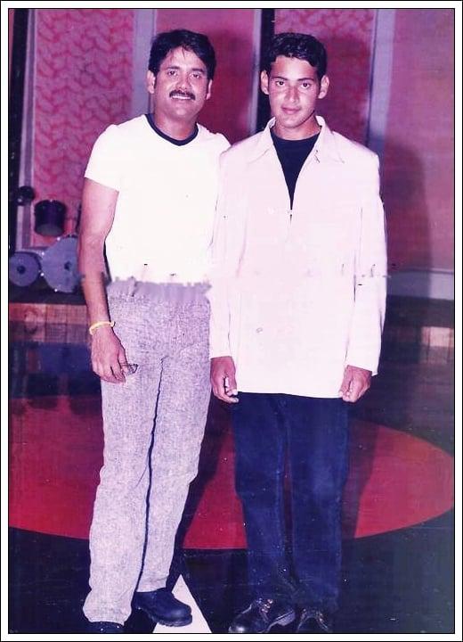 Mahesh Babu Rare Pics