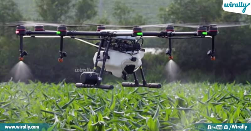 GHMC Is Using Drones To Eradicate Mosquitoes & Malaria In