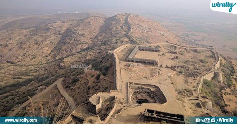 Ravadurg Gooty Fort