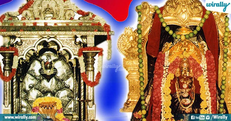 srisailam temples