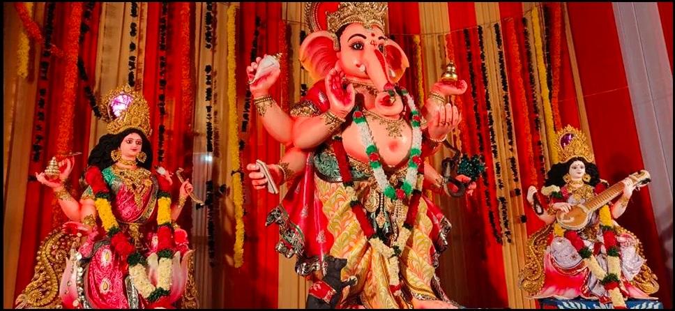 2. Khairatabad Ganesh