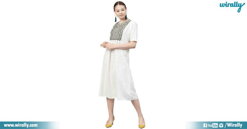 Ways To Style Kurti