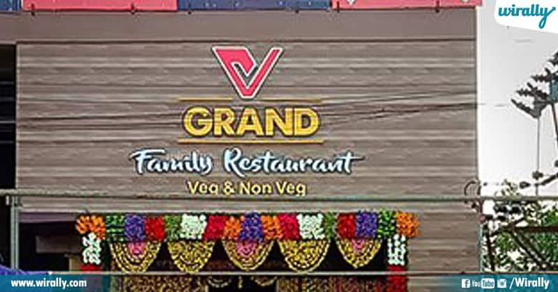 V Grand Family Restaurant