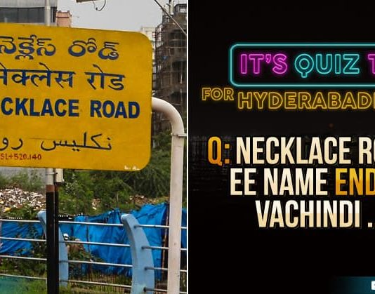 Dont Call Yourself A Pakka Hyderabadi, If You Are Not Able To Score 5 In This Local Quiz