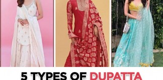 Different Varieties Of Dupattas Every Girl Must Own