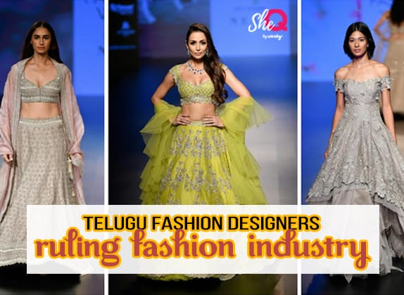 Popular Telugu Fashion Designers Whose Designs We Would Love To Have In Our Wardrobe Wirally