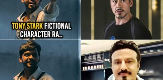 Tripping On Balayya New Look As Tony Stark, These Memes