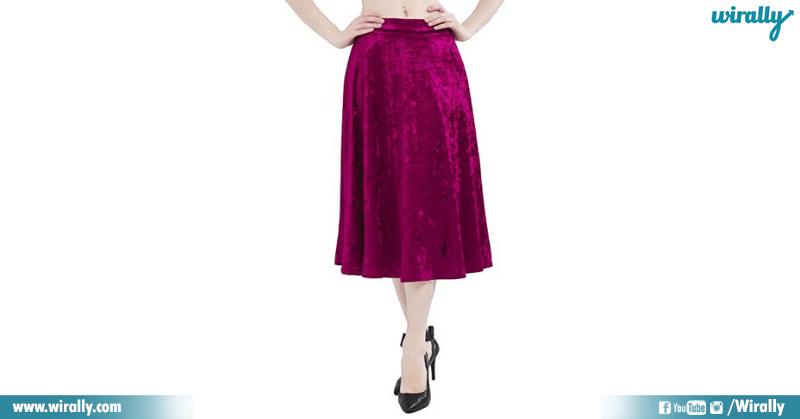 Velvet Skirts