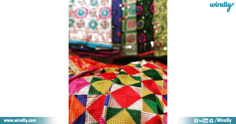 Varieties Of Dupattas