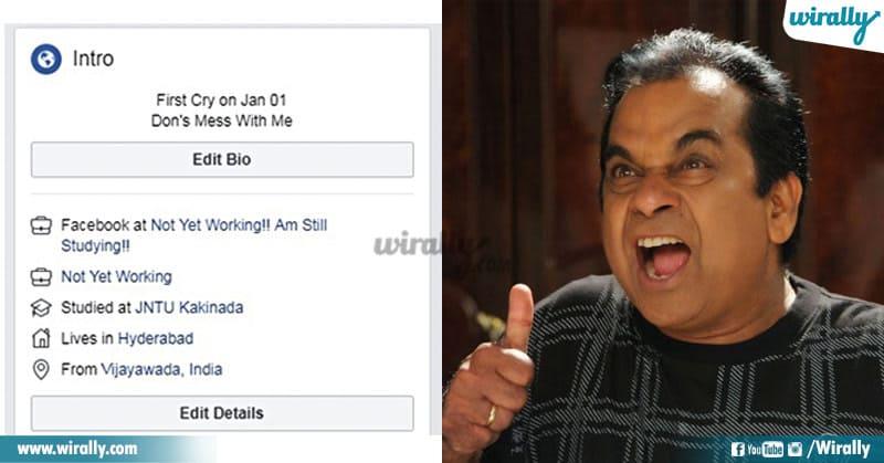 FB Bios and Profile