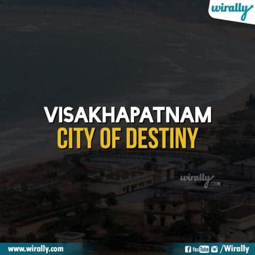 Visakhapatnam - City of Destiny
