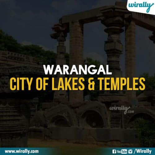 Warangal - City of Lakes and Temples