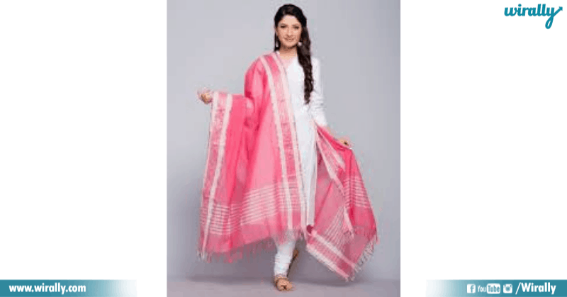 Styles Of Draping A Dupatta