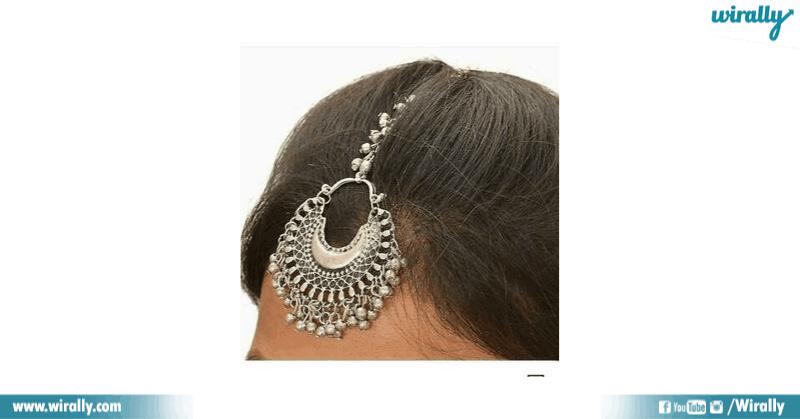 Silver Oxidized Jewellery