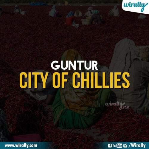 Guntur - City of Chillies