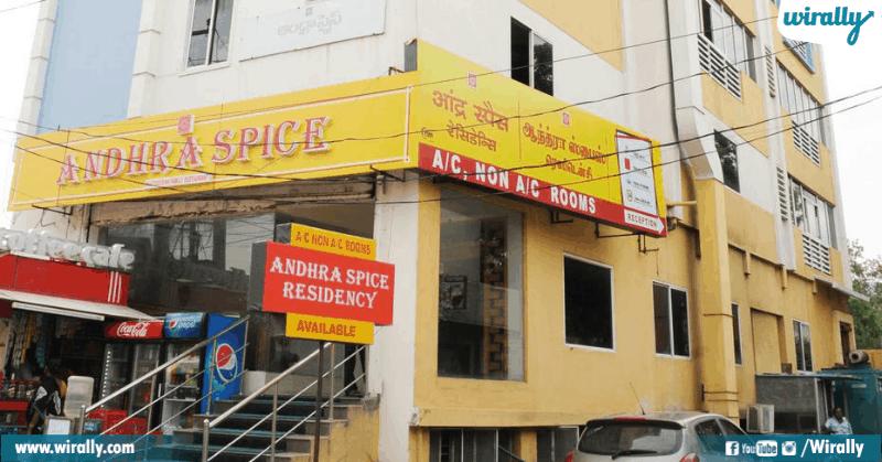 Tirupati Food Places