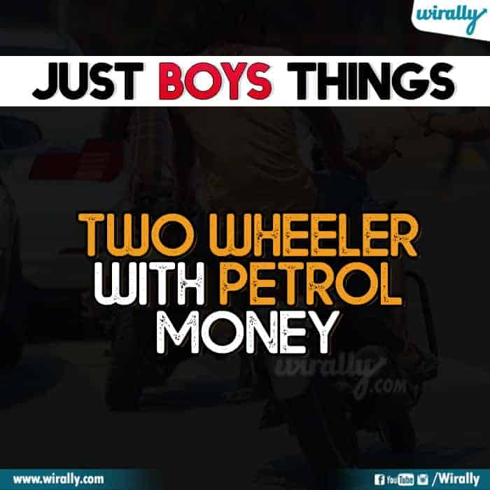 Boys Things