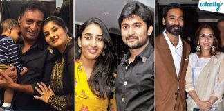 Beautiful wives of our Tollywood Actors