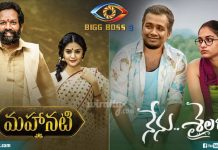 What If Bigg Boss Release Cinematic Posters of Our Contestants