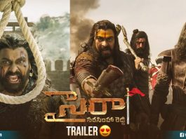 Sye Raa Trailer With Goosebumps and Breathtaking Visuals Which We All Waited For
