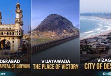 Telugu Cities Nicknames