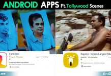This Meme Page Compared Android Apps With Tollywood