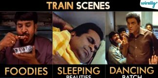 Types of train people