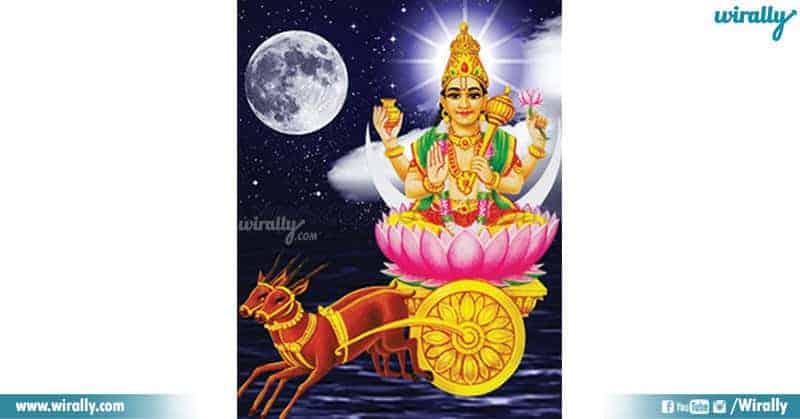 Chandrudu