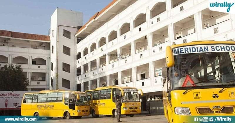 Merdian public school