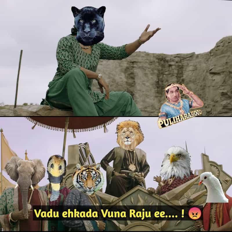 12. Panther Memes
