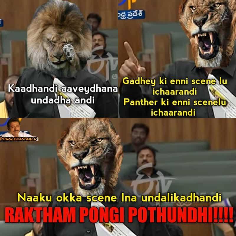 15. Panther Memes