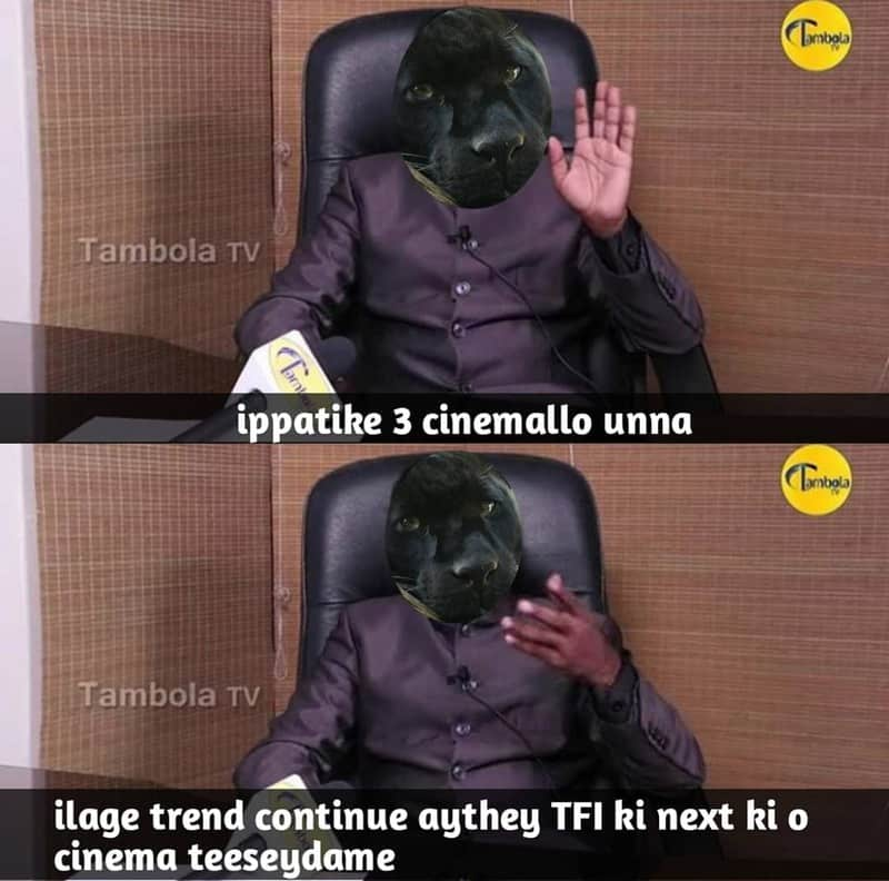 2. Panther Memes