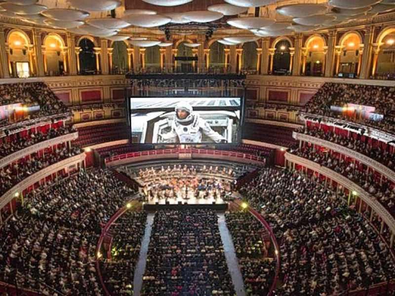 Baahubali Royal Albert Hall