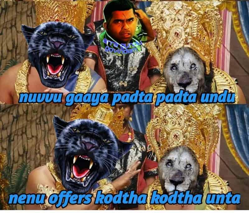 5. Panther Memes