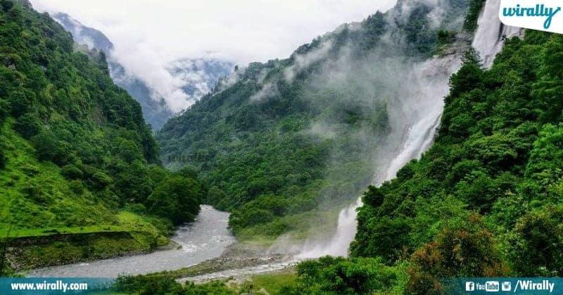 Nuranang Waterfalls