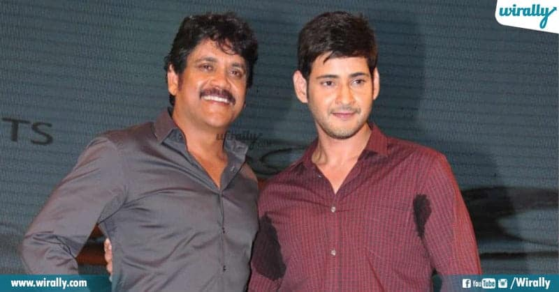Mahesh And Nagarjuna