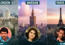 Favourite Destinations Of Our Stars