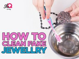 To Clean Jewelry At Home