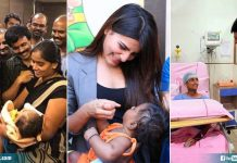 Mb To Sam Few Tollywood Actors Who Proved That They Are Off Screen Heroes With Their Social & Charity Servi