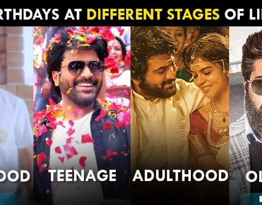 Stages Of Life Fb