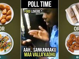 Food Poll
