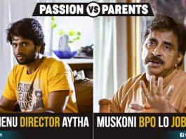 Passion Vs Parents