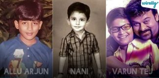 South Indian Actors Childhoos Pics