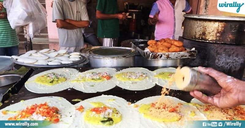 Best Bandis In Hyderabad For Street Food