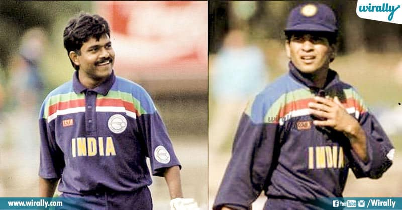 1992 Indian Jersy